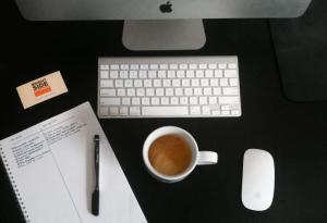 My Freelance Web Design Desktop