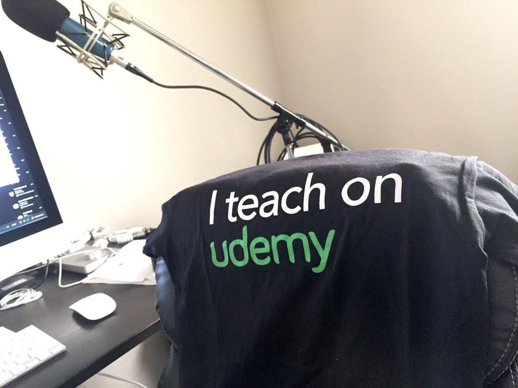 Udemy T-Shirt