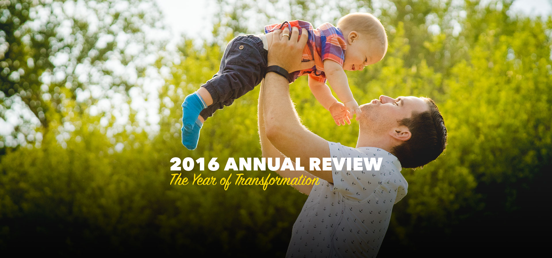 Brad Hussey 2016 Annual Review