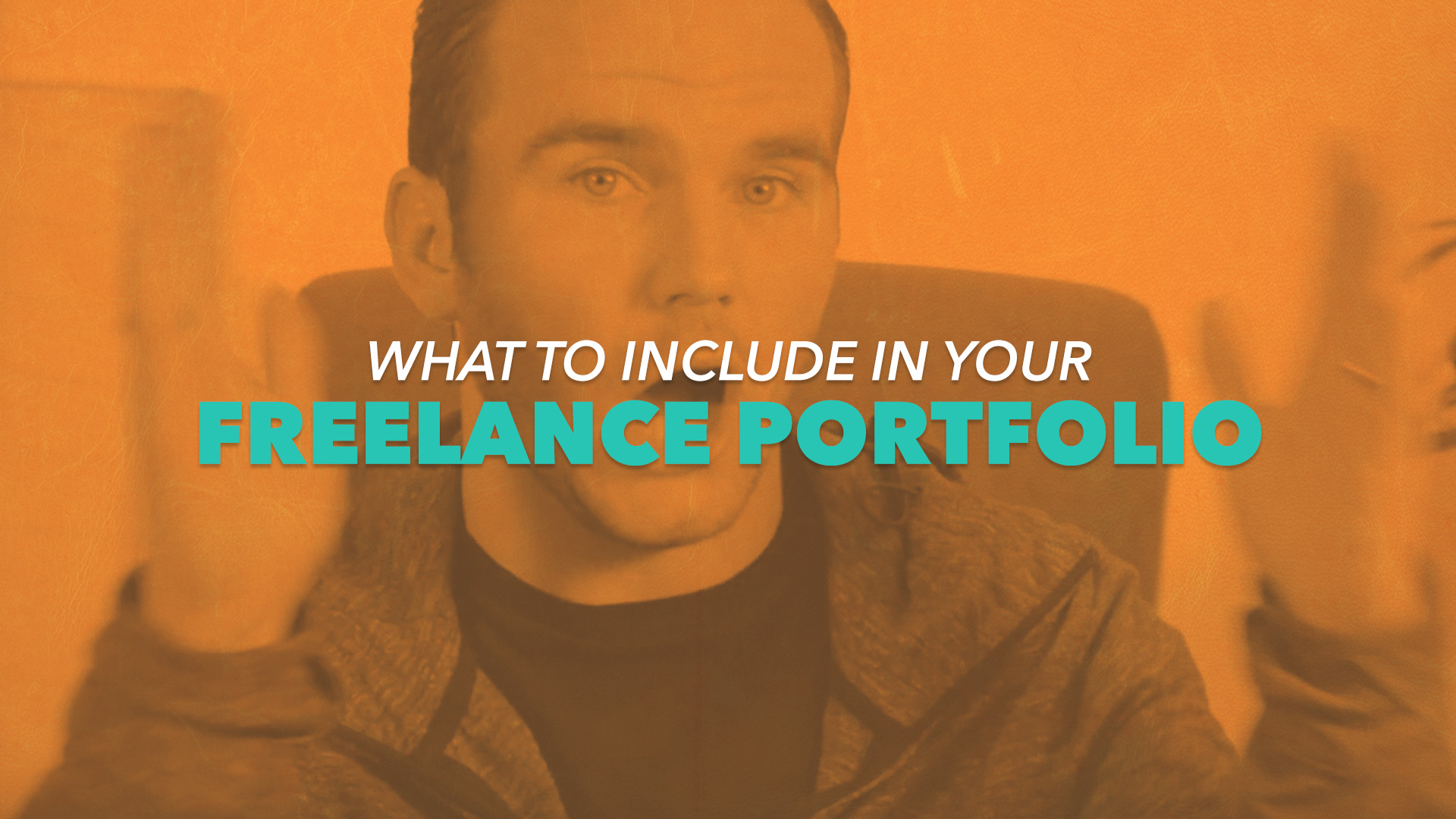 What to include in your freelance portfolio