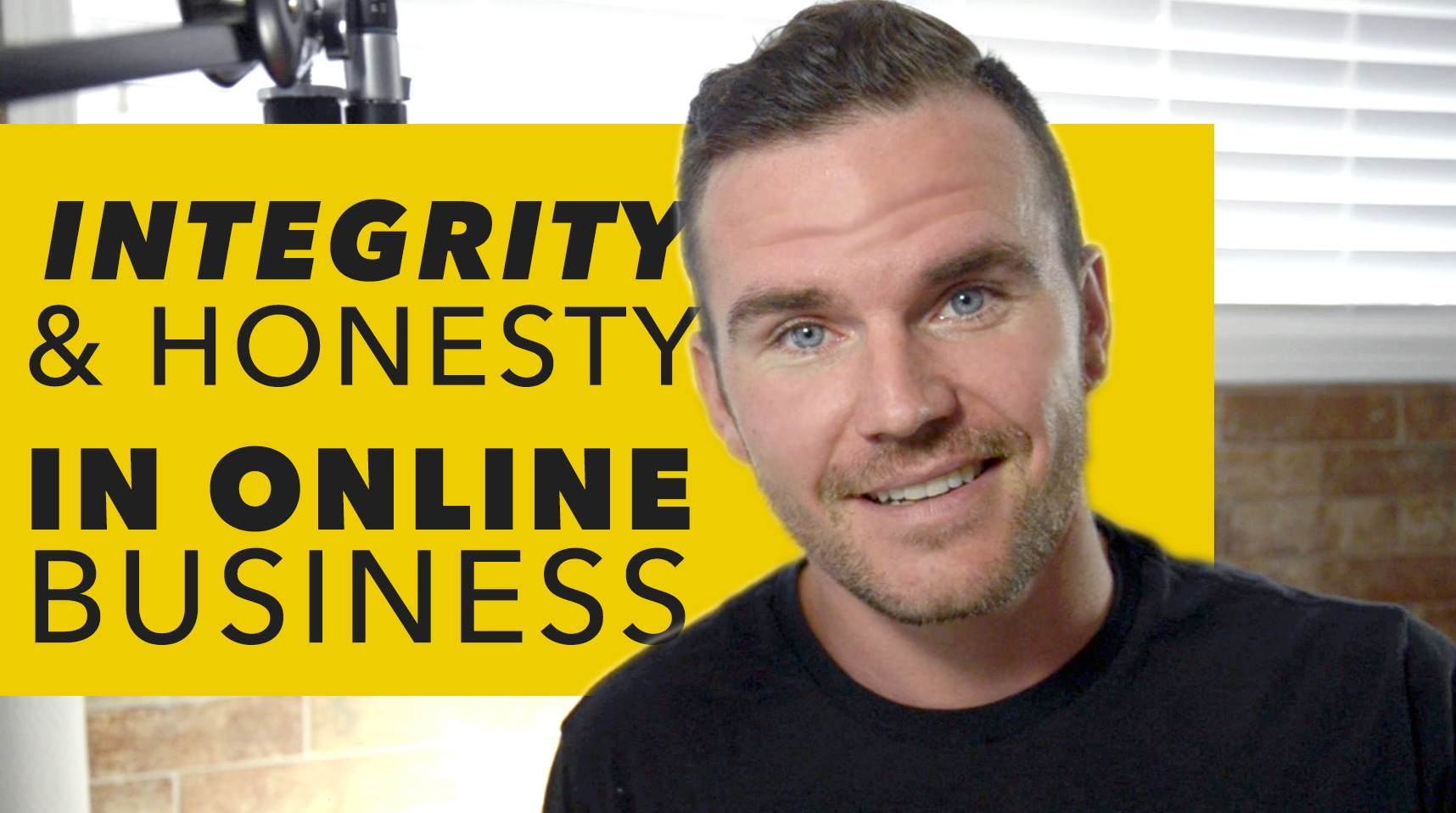 honesty & integrity in online business